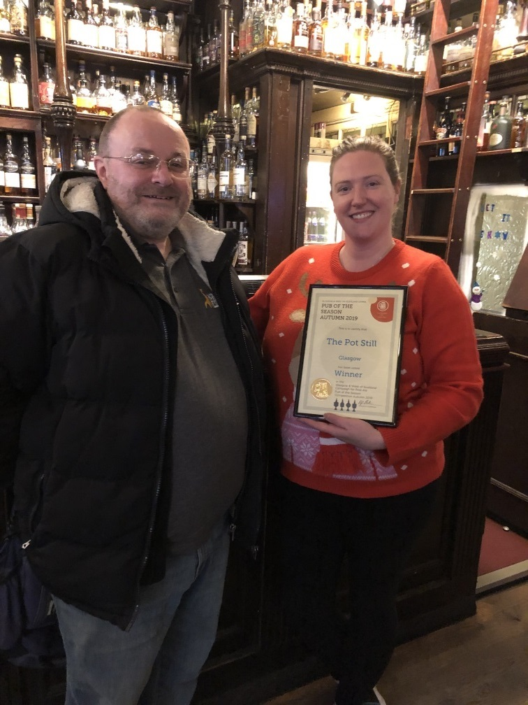Autumn 2019 Pub of the Season