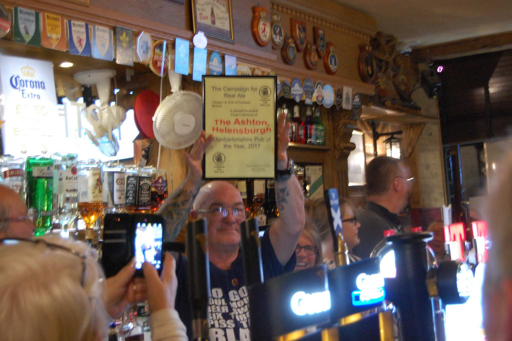 2017 Dunbartonshire Pub of the Year