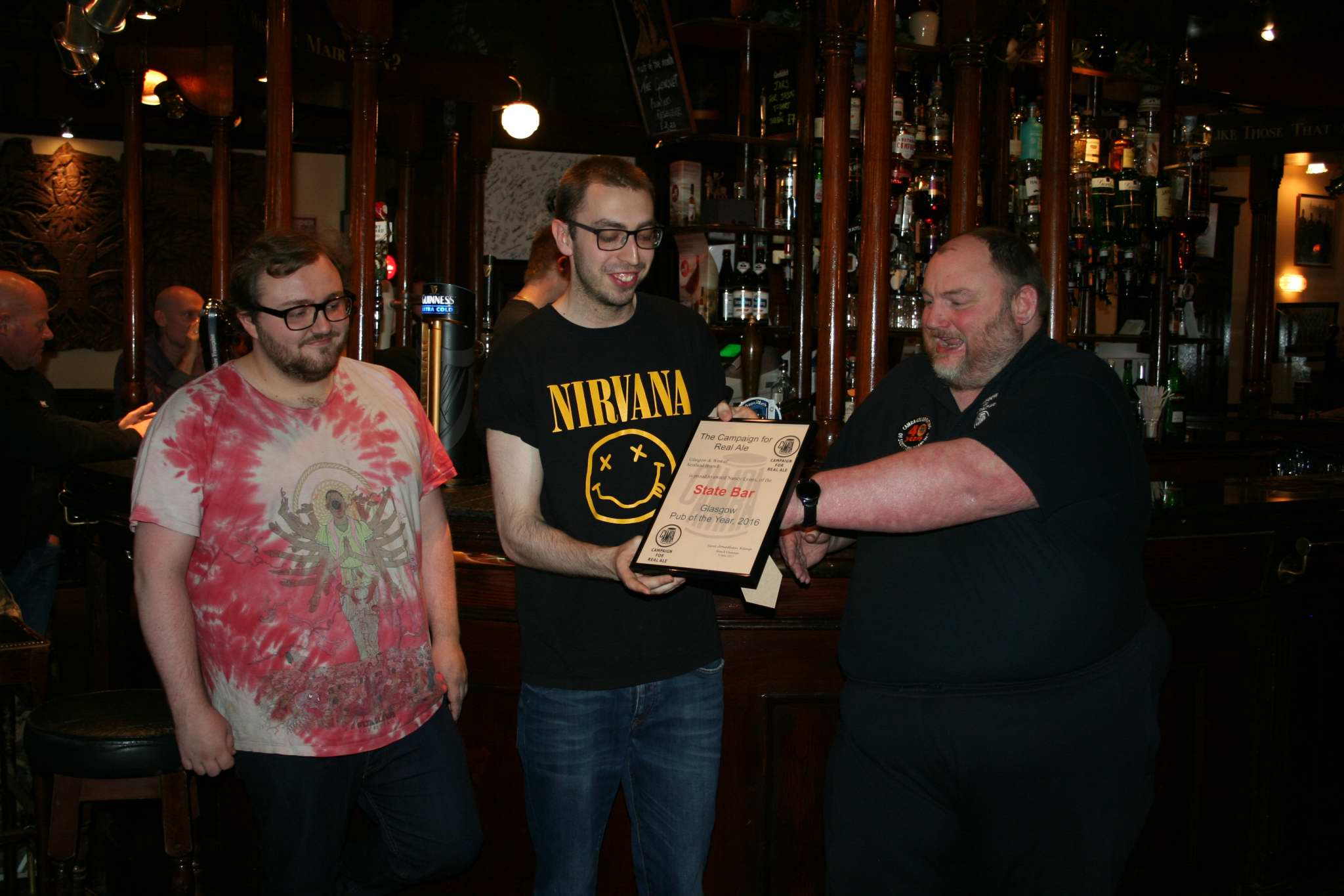 2016 Glasgow Pub of the Year