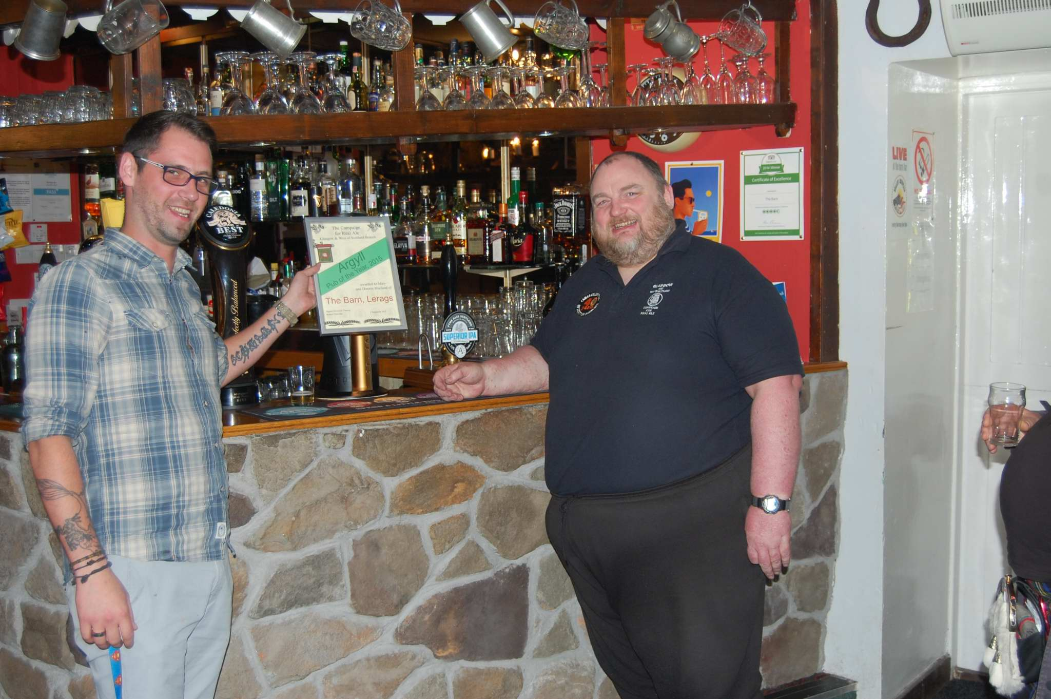 Argyll Pub of the Year