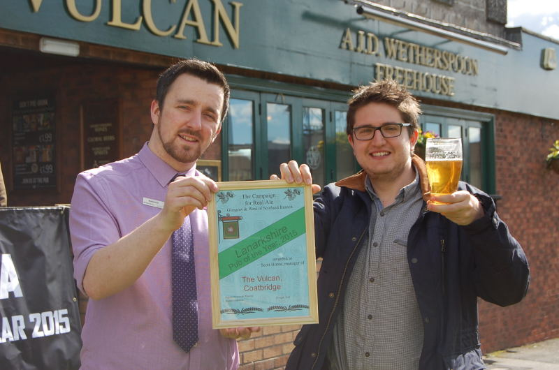 Lanarkshire Pub of the Year