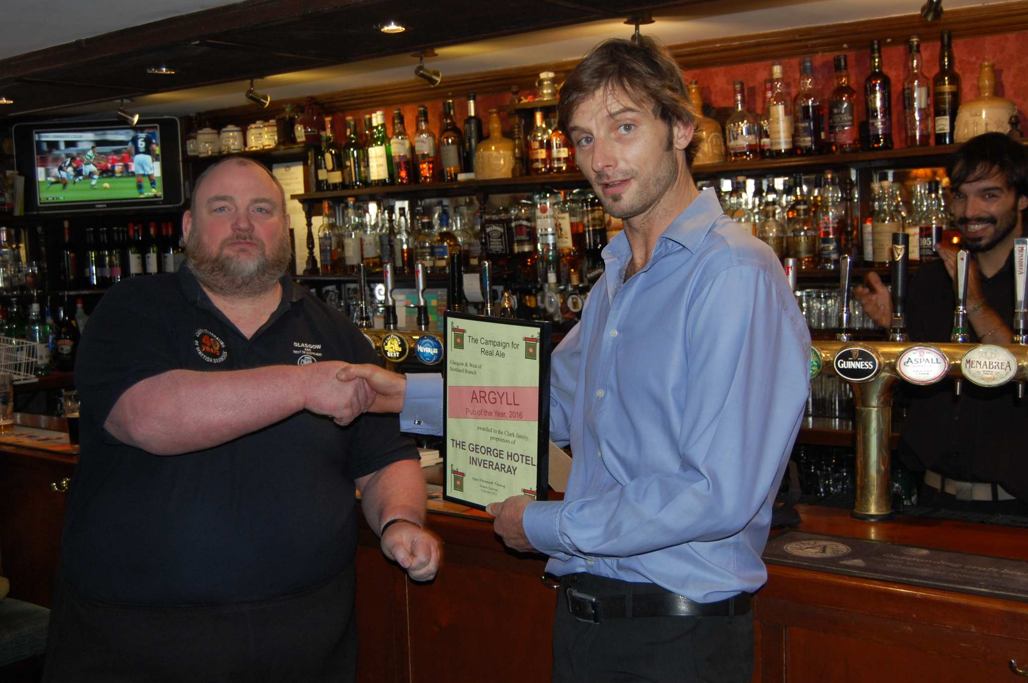 2016 Argyll Pub of the Year