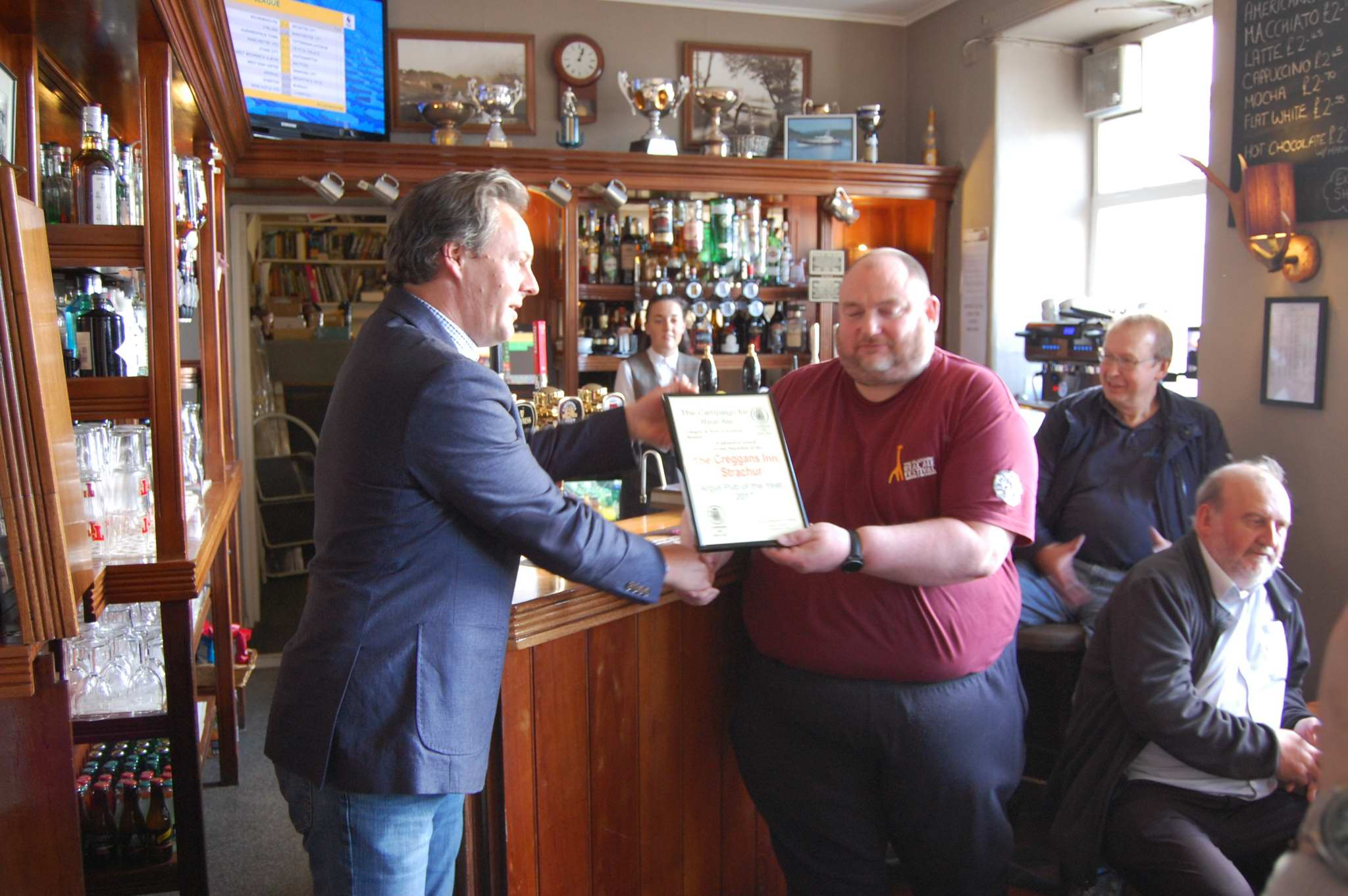 2017 Argyll Pub of the Year